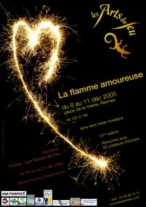 Affiche 2005 - 1O ans